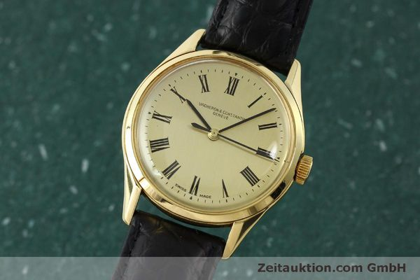 Used luxury watch Vacheron & Constantin * 18 ct gold automatic Kal. P1019 Ref. 4872  | 151310 04