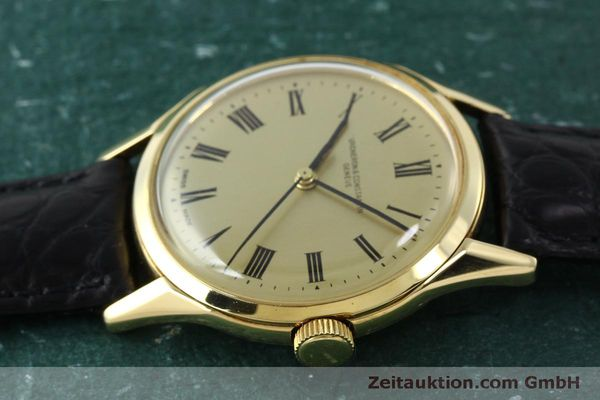 Used luxury watch Vacheron & Constantin * 18 ct gold automatic Kal. P1019 Ref. 4872  | 151310 05