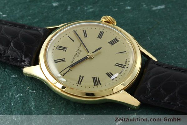 Used luxury watch Vacheron & Constantin * 18 ct gold automatic Kal. P1019 Ref. 4872  | 151310 13