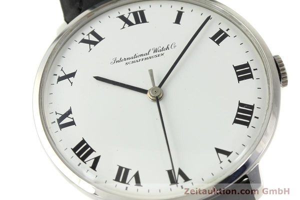Used luxury watch IWC Portofino steel manual winding Kal. 402 Ref. 1410 VINTAGE  | 151311 02