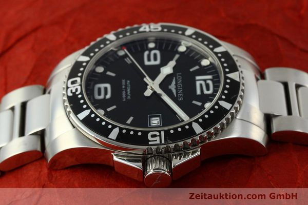 Used luxury watch Longines Conquest steel automatic Kal. ETA 2824-2 Ref. L3.642.4  | 151312 05