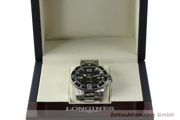 Used luxury watch Longines Conquest steel automatic Kal. ETA 2824-2 Ref. L3.642.4  | 151312 07