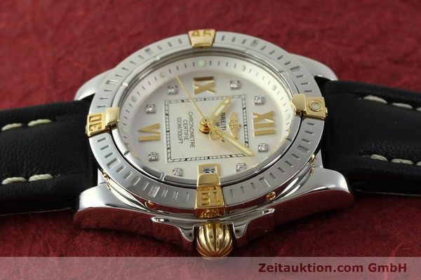 Used luxury watch Breitling Cockpit steel / gold quartz Kal. B71  Ref. B71356  | 151322 05