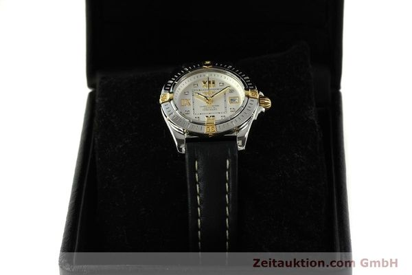 Used luxury watch Breitling Cockpit steel / gold quartz Kal. B71  Ref. B71356  | 151322 07