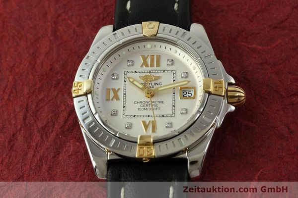 Used luxury watch Breitling Cockpit steel / gold quartz Kal. B71  Ref. B71356  | 151322 15