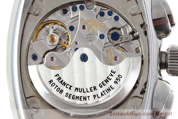 Used luxury watch Franck Muller Conquistador chronograph steel automatic Kal. 1185 Co2  | 151328 10