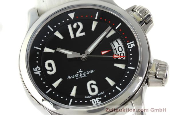 Used luxury watch Jaeger Le Coultre Master Compressor steel automatic Kal. 960R Ref. 148.8.60  | 151329 02