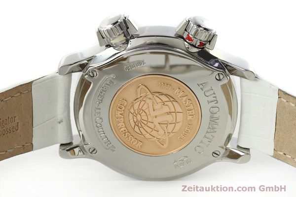 Used luxury watch Jaeger Le Coultre Master Compressor steel automatic Kal. 960R Ref. 148.8.60  | 151329 08