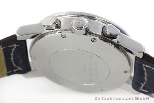 Used luxury watch Girard Perregaux 7000 chronograph steel automatic Kal. 8000-614 Ref. 7000  | 151330 08