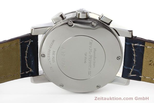 Used luxury watch Girard Perregaux 7000 chronograph steel automatic Kal. 8000-614 Ref. 7000  | 151330 09