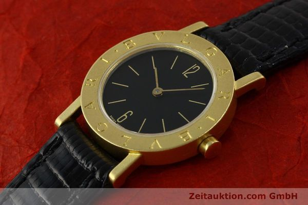 Used luxury watch Bvlgari Bvlgari 18 ct gold quartz Kal. ETA 956032 Ref. BB26GL  | 151332 01