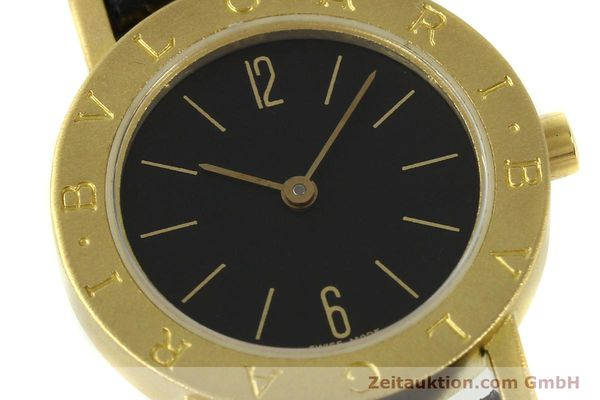 Used luxury watch Bvlgari Bvlgari 18 ct gold quartz Kal. ETA 956032 Ref. BB26GL  | 151332 02