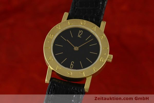 Used luxury watch Bvlgari Bvlgari 18 ct gold quartz Kal. ETA 956032 Ref. BB26GL  | 151332 04