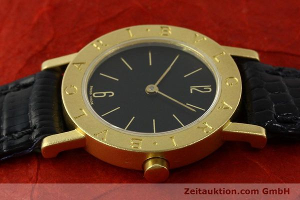Used luxury watch Bvlgari Bvlgari 18 ct gold quartz Kal. ETA 956032 Ref. BB26GL  | 151332 05