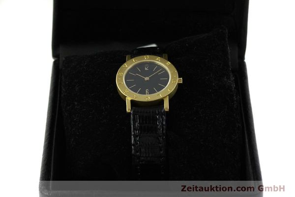 Used luxury watch Bvlgari Bvlgari 18 ct gold quartz Kal. ETA 956032 Ref. BB26GL  | 151332 07
