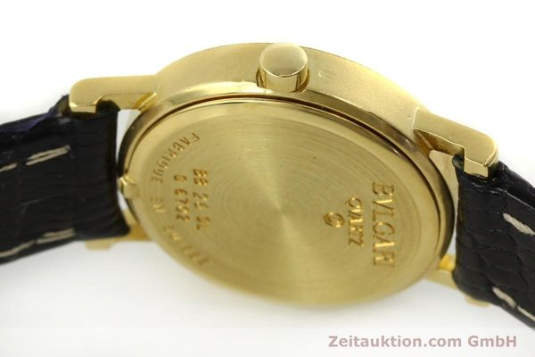 Used luxury watch Bvlgari Bvlgari 18 ct gold quartz Kal. ETA 956032 Ref. BB26GL  | 151332 08