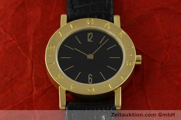 Used luxury watch Bvlgari Bvlgari 18 ct gold quartz Kal. ETA 956032 Ref. BB26GL  | 151332 12