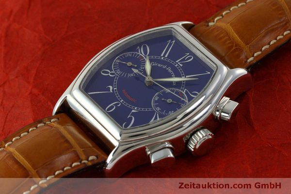 Used luxury watch Girard Perregaux Richeville chronograph steel automatic Kal. 2280-881 Ref. 2750  | 151333 01