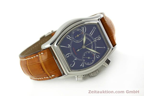Used luxury watch Girard Perregaux Richeville chronograph steel automatic Kal. 2280-881 Ref. 2750  | 151333 03