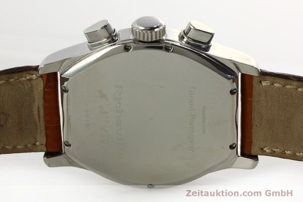 Used luxury watch Girard Perregaux Richeville chronograph steel automatic Kal. 2280-881 Ref. 2750  | 151333 09