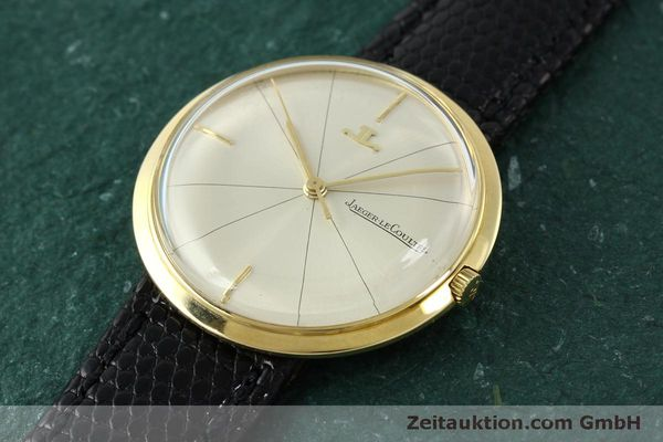Used luxury watch Jaeger Le Coultre * 18 ct gold manual winding Kal. 819/C  | 151339 01