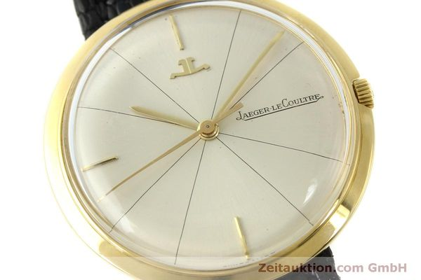 Used luxury watch Jaeger Le Coultre * 18 ct gold manual winding Kal. 819/C  | 151339 02