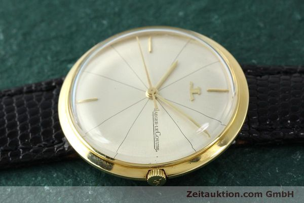 Used luxury watch Jaeger Le Coultre * 18 ct gold manual winding Kal. 819/C  | 151339 05