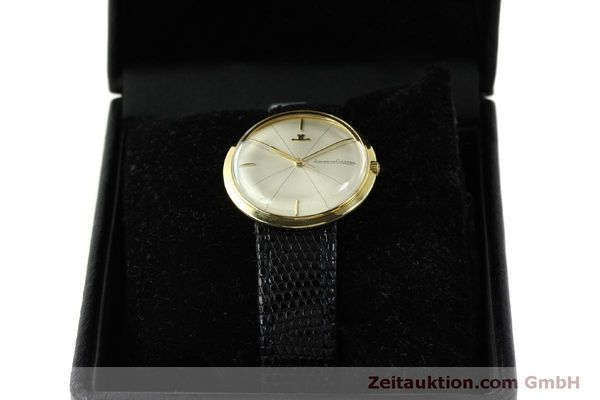 Used luxury watch Jaeger Le Coultre * 18 ct gold manual winding Kal. 819/C  | 151339 07