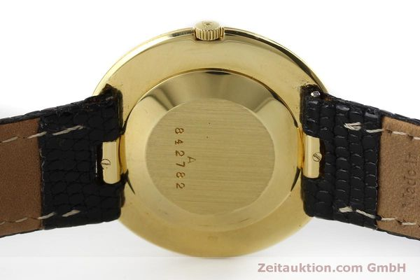 Used luxury watch Jaeger Le Coultre * 18 ct gold manual winding Kal. 819/C  | 151339 08