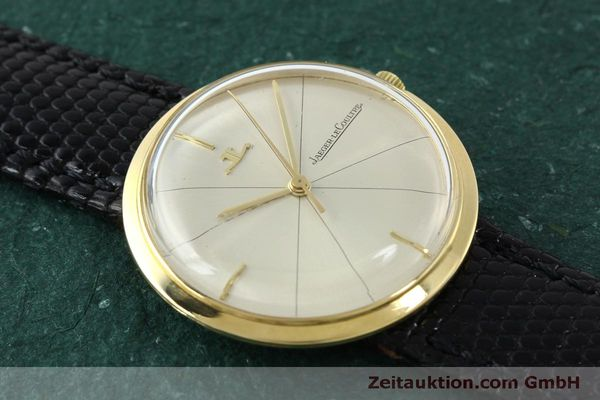 Used luxury watch Jaeger Le Coultre * 18 ct gold manual winding Kal. 819/C  | 151339 13