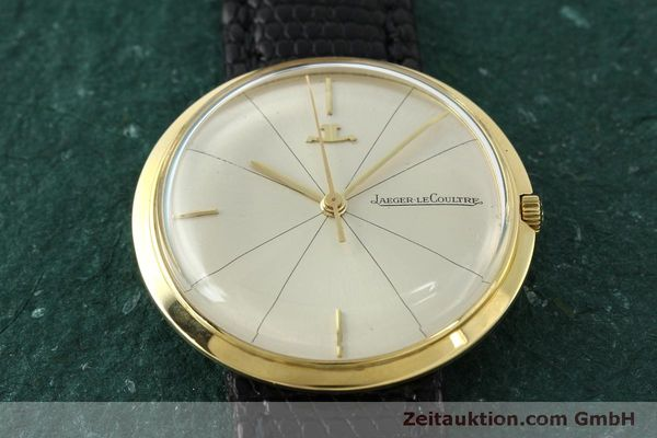 Used luxury watch Jaeger Le Coultre * 18 ct gold manual winding Kal. 819/C  | 151339 14