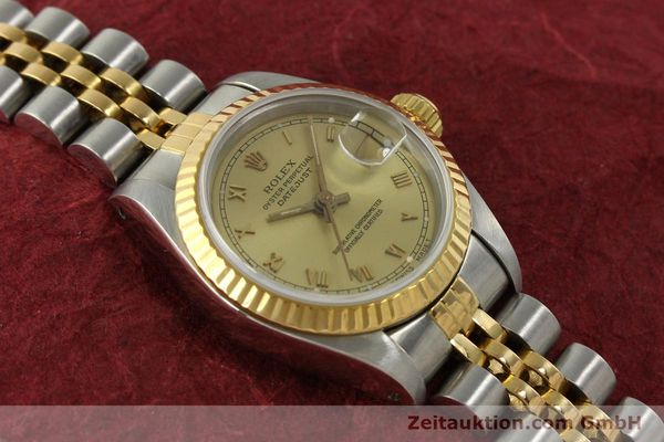 Used luxury watch Rolex Lady Datejust steel / gold automatic Kal. 2135 Ref. 69173  | 151351 15
