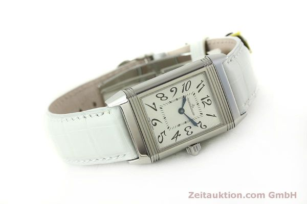 Used luxury watch Jaeger Le Coultre Reverso steel manual winding Kal. 865 Ref. 256.8.75  | 151354 03