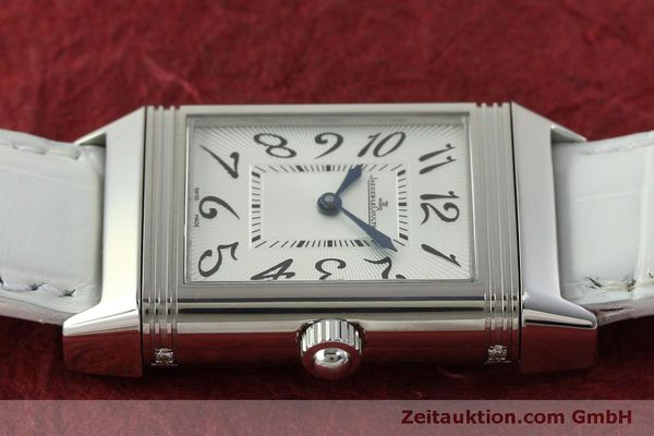 Used luxury watch Jaeger Le Coultre Reverso steel manual winding Kal. 865 Ref. 256.8.75  | 151354 05