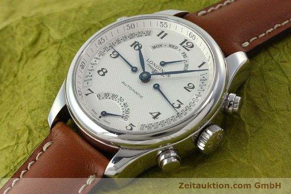 gebrauchte Luxusuhr Longines Master Collection Stahl Automatik Kal. L698.2 Ref. L2.715.4  | 151360 01