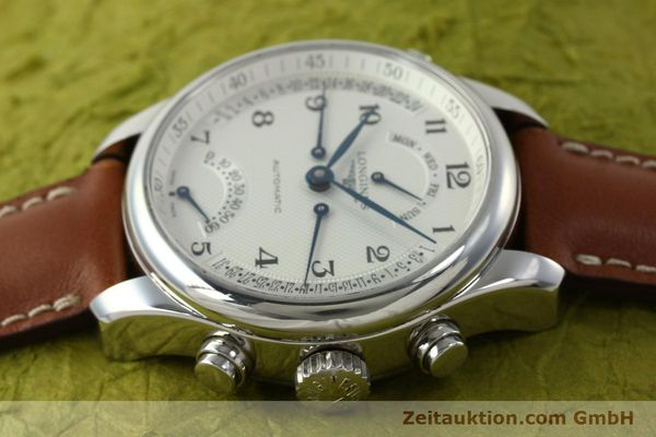 gebrauchte Luxusuhr Longines Master Collection Stahl Automatik Kal. L698.2 Ref. L2.715.4  | 151360 05