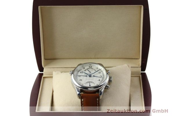 gebrauchte Luxusuhr Longines Master Collection Stahl Automatik Kal. L698.2 Ref. L2.715.4  | 151360 07