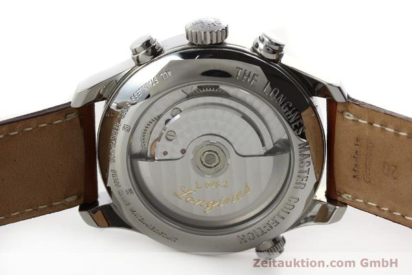 gebrauchte Luxusuhr Longines Master Collection Stahl Automatik Kal. L698.2 Ref. L2.715.4  | 151360 09