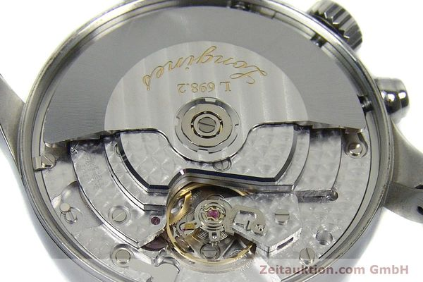 gebrauchte Luxusuhr Longines Master Collection Stahl Automatik Kal. L698.2 Ref. L2.715.4  | 151360 10
