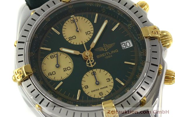 Used luxury watch Breitling Chronomat chronograph steel / gold automatic Kal. B13 ETA 7750 Ref. B13048  | 151364 02
