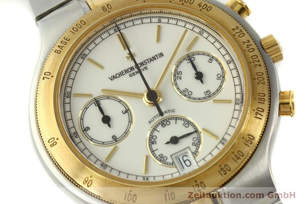 Used luxury watch Vacheron & Constantin Phidias chronograph steel / gold automatic Kal. 1136 Ref. 619331  | 151366 02
