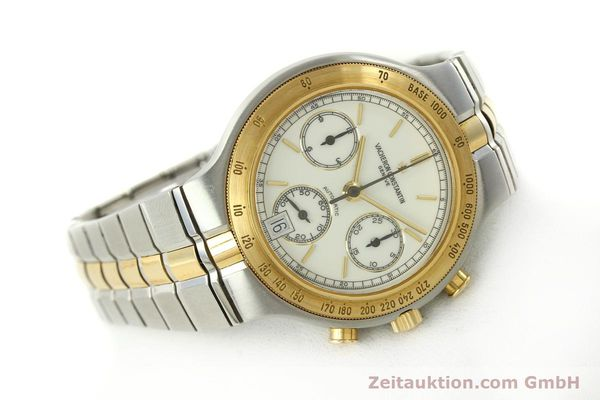 Used luxury watch Vacheron & Constantin Phidias chronograph steel / gold automatic Kal. 1136 Ref. 619331  | 151366 03