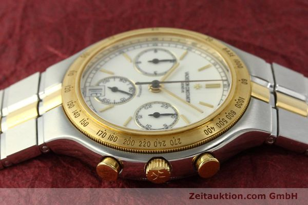 Used luxury watch Vacheron & Constantin Phidias chronograph steel / gold automatic Kal. 1136 Ref. 619331  | 151366 05