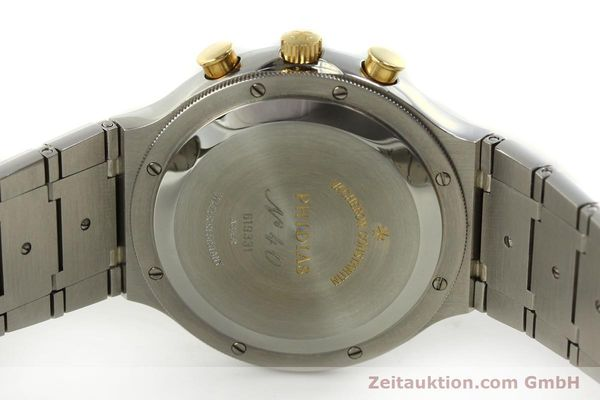 Used luxury watch Vacheron & Constantin Phidias chronograph steel / gold automatic Kal. 1136 Ref. 619331  | 151366 08