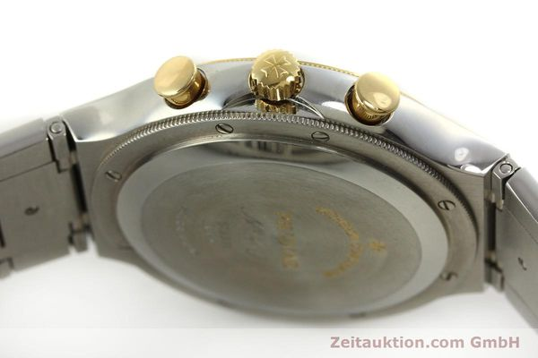 Used luxury watch Vacheron & Constantin Phidias chronograph steel / gold automatic Kal. 1136 Ref. 619331  | 151366 11