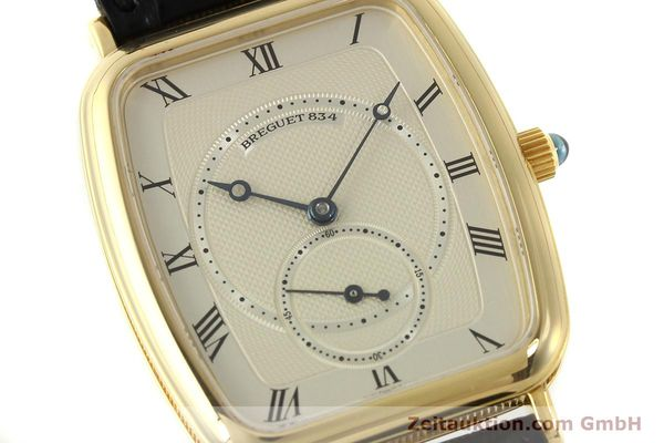 Used luxury watch Breguet Classique 18 ct gold manual winding Kal. 818/4 Ref. 3490  | 151367 02