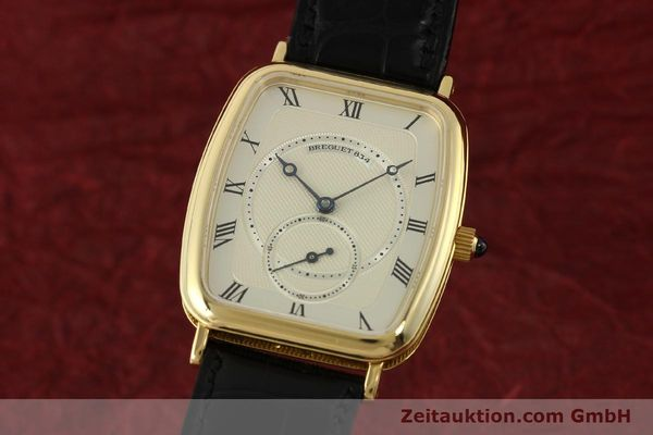 Used luxury watch Breguet Classique 18 ct gold manual winding Kal. 818/4 Ref. 3490  | 151367 04