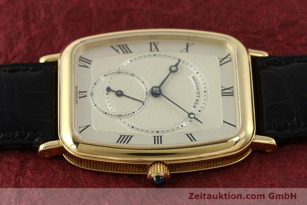Used luxury watch Breguet Classique 18 ct gold manual winding Kal. 818/4 Ref. 3490  | 151367 05