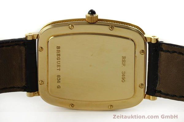 Used luxury watch Breguet Classique 18 ct gold manual winding Kal. 818/4 Ref. 3490  | 151367 07