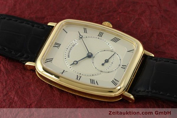 Used luxury watch Breguet Classique 18 ct gold manual winding Kal. 818/4 Ref. 3490  | 151367 15